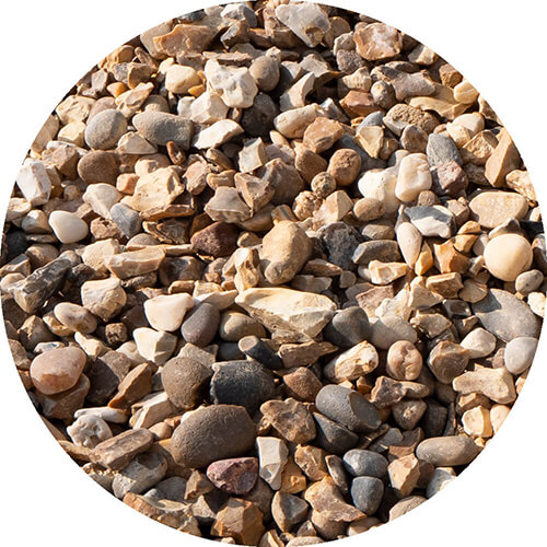 20mm Shingle aggregates essex