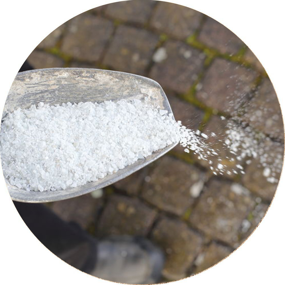 Bags Of Winter Salt aggregates essex