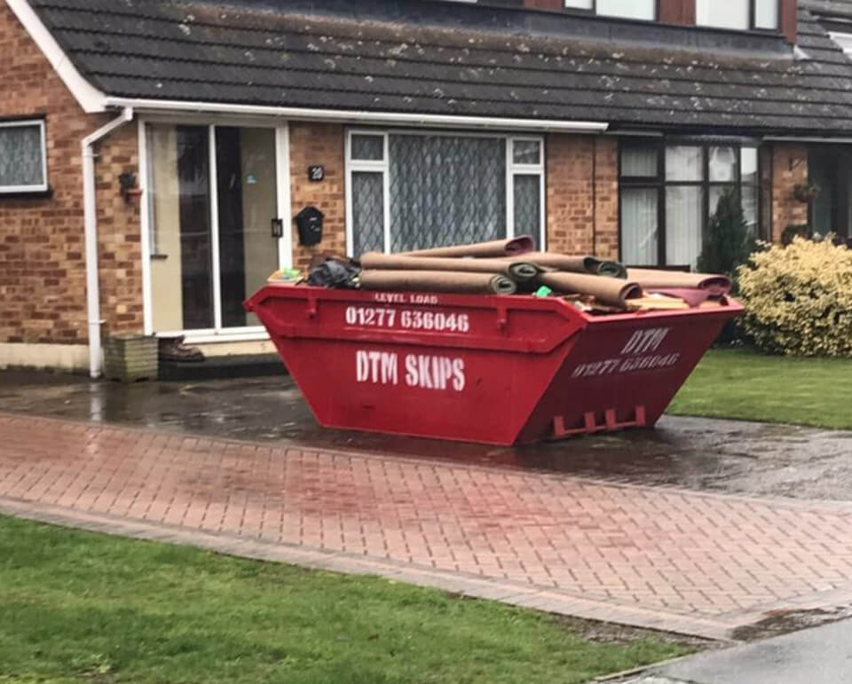 Commercial Skip Hire essex