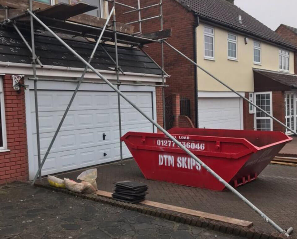 Residential Skip Hire essex