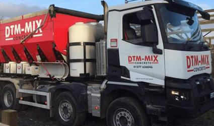 ready mix concrete essex
